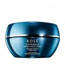 Kose cell radiance  replenish & renew night cream 40ml