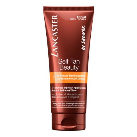 Lancaster sun self tan in shower body lotin 200ml - LANCASTER. Perfumes Paris