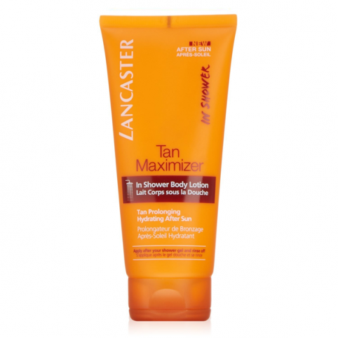 Lancaster sun after sun tan maximizer in shower 200ml - LANCASTER. Perfumes Paris