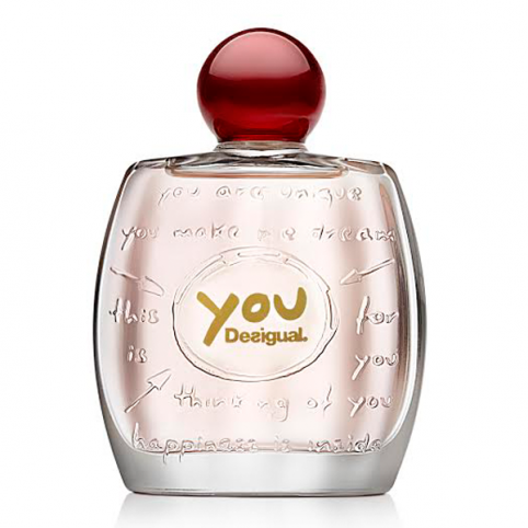 You Femme EDT - DESIGUAL. Perfumes Paris