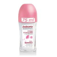 Desodorante Roll-On Rosa Mosqueta - BABARIA. Comprar al Mejor Precio y leer opiniones