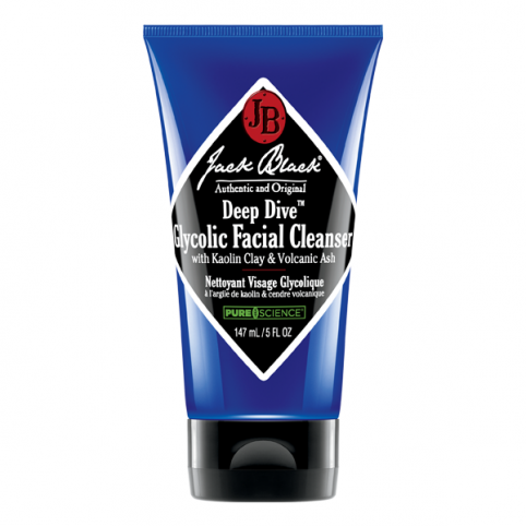 Jack black deep dive glycolic facial cleanser 147ml - JACK BLACK. Perfumes Paris