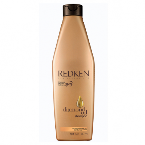 Redken diamond oil shampoo 300ml - REDKEN. Perfumes Paris