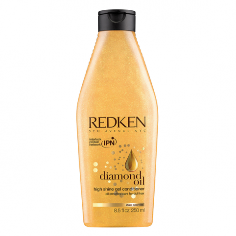 Redken diamond oil high shine conditioner 250ml - REDKEN. Perfumes Paris