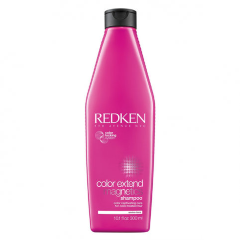 Redken color extended magnetics shampoo 300ml - REDKEN. Perfumes Paris