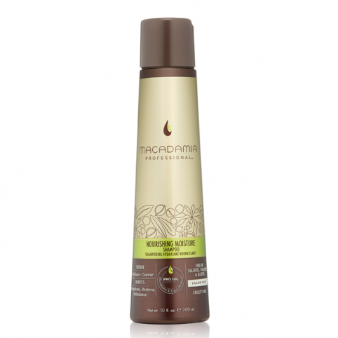Macadamia nourishing moisture shampoo 300ml - MACADAMIA. Perfumes Paris