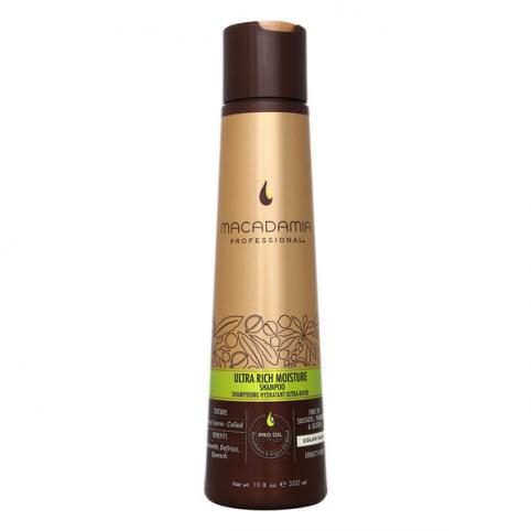 Macadamia moisture ultra rich shampoo 300ml - MACADAMIA. Perfumes Paris