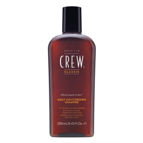 American crew classic daily shampoo moisturizing 250ml - AMERICAN CREW. Perfumes Paris