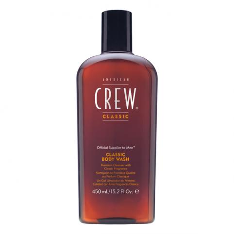 American crew classic body wash 450ml - AMERICAN CREW. Perfumes Paris