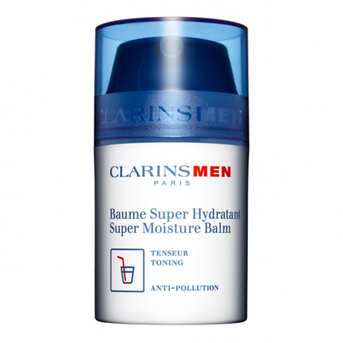 Clarins men balsamo super hidratante 50ml - CLARINS. Perfumes Paris