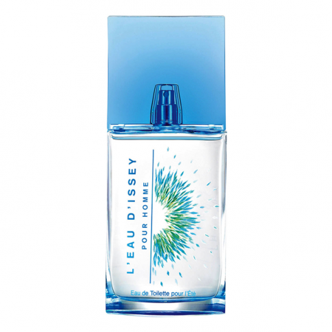 L'eau d'issey pour homme summer edt 125ml - ISSEY MIYAKE. Perfumes Paris