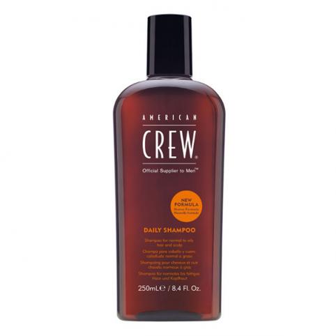 American crew classic daily shampoo 250ml - AMERICAN CREW. Perfumes Paris