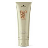 BlondMe Keratin Restore Blonde Shampoo - SCHWARZKOPF. Comprar al Mejor Precio y leer opiniones