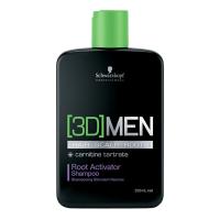 3D Men Activating Shampoo - SCHWARZKOPF. Comprar al Mejor Precio y leer opiniones