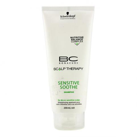 Schwarzkpoff bc scalp sensitive shampoo 200ml - SCHWARZKOPF. Perfumes Paris