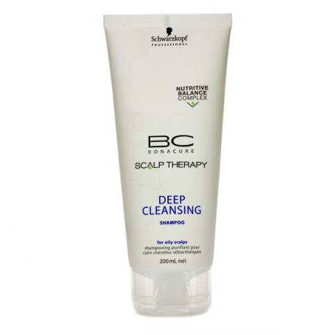 Schwarzkpoff bc scalp therapy deep cleanser shampoo 250ml - SCHWARZKOPF. Perfumes Paris