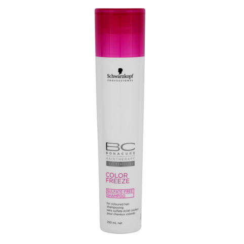 Schwarzkpoff bc color freeze shampoo sulfate free 250ml - SCHWARZKOPF. Perfumes Paris