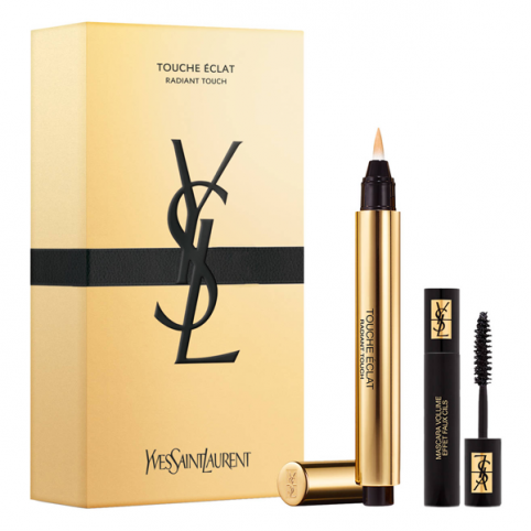 Set ysl touche eclat 2+mini mascara@ - YVES SAINT LAURENT. Perfumes Paris
