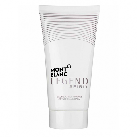 Montblanc legend spirit for men after shave balm  - MONTBLANC. Perfumes Paris