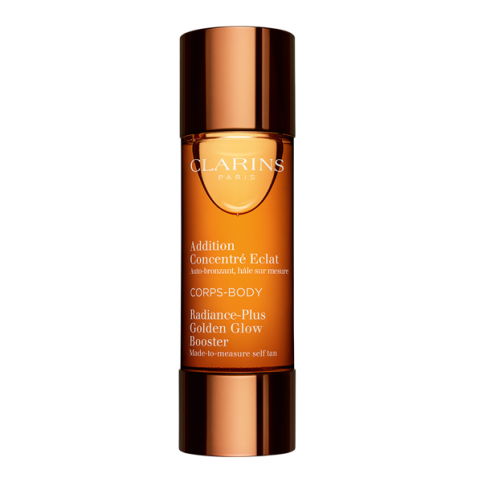 Clarins auto-bronceador eclat addittion concentree cuerpo 30ml - CLARINS. Perfumes Paris