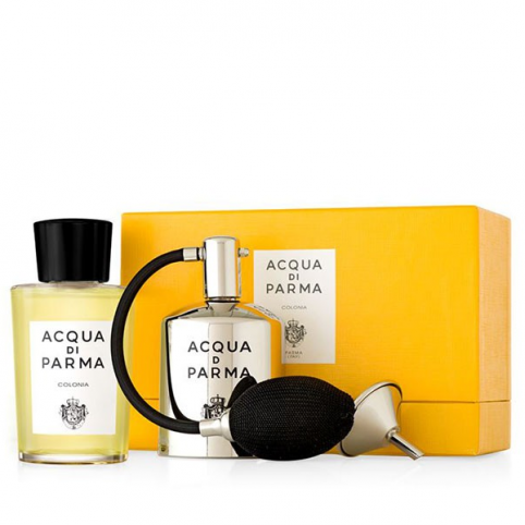 Acqua di parma colonia edc 180ml splash + vapo metal - ACQUA DI PARMA. Perfumes Paris