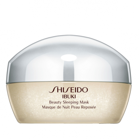 Shiseido ibuki beauty sleeping mask 80ml - SHISEIDO. Perfumes Paris