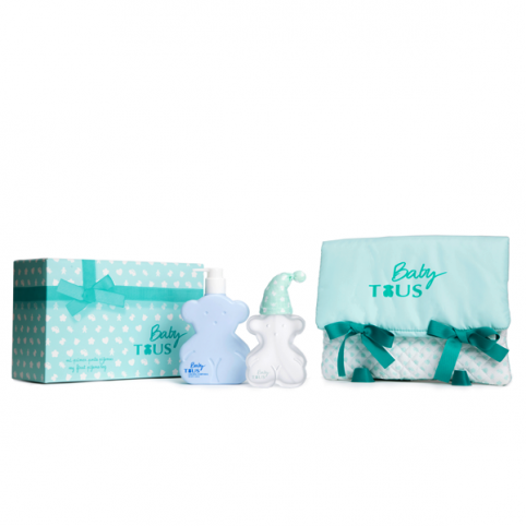 Set baby tous 100ml+ body lotion 200ml+bolsa pijama - TOUS. Perfumes Paris
