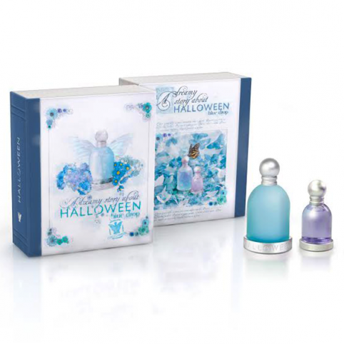 Set halloween blue drop 100ml+30ml - HALLOWEEN. Perfumes Paris