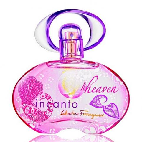 Ferragamo incanto heaven edt 100ml - SALVATORE FERRAGAMO. Perfumes Paris