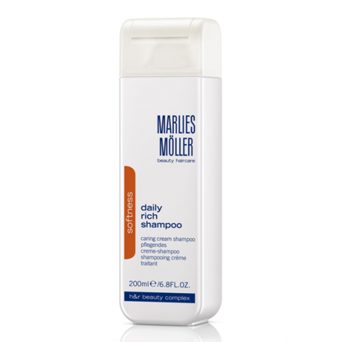 Marlies moller daily rich champu 200ml - MARLIES MOLLER. Perfumes Paris