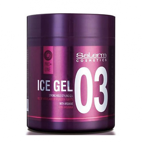 Salerm ice gel 200ml - SALERM. Perfumes Paris