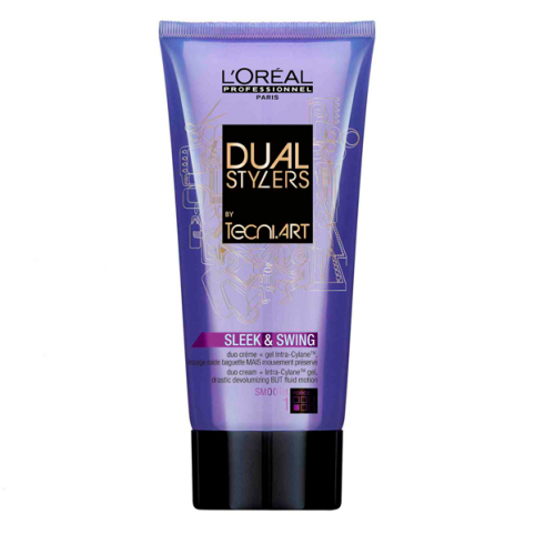 L'oreal tecni.art dual styler sleek & swing gel 150ml - L'OREAL PROFESSIONAL. Perfumes Paris
