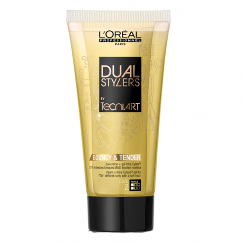 L'oreal tecni.art dual bouncy & tender gel 150ml - L'OREAL PROFESSIONAL. Perfumes Paris