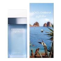 Dolce gabbana light blue femme love in capri edt 50ml