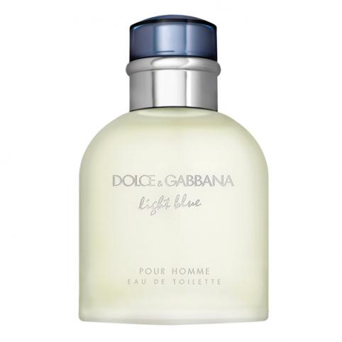 the blue dolce gabbana perfume hombre