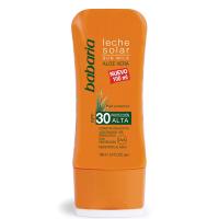 Leche Solar Aloe SPF30 - BABARIA. Comprar al Mejor Precio y leer opiniones