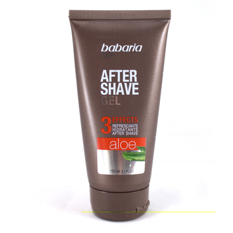 Babaria men after shave gel150ml - BABARIA. Perfumes Paris