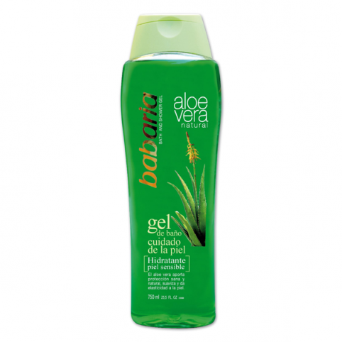 Barbaria gel aloe vera 750ml - BABARIA. Perfumes Paris