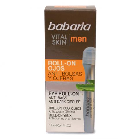 Babaria men crema ojos anti bolsas y ojeras 12ml - BABARIA. Perfumes Paris