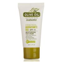 Crema Facial Hidratante SPF15 Aceite de Oliva - BABARIA. Comprar al Mejor Precio y leer opiniones