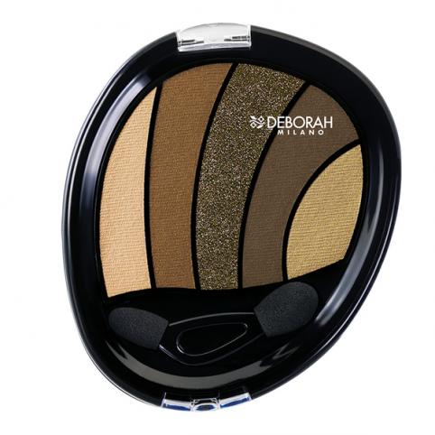 Perfect Smokey Eye Palette - 5 - DEBORAH. Perfumes Paris