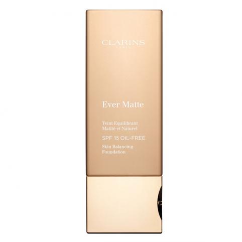 Ever Matte Teint Equilibrant SPF 15 - CLARINS. Perfumes Paris