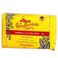 Jabón Colonia Concentrada 125gr - ALVAREZ GOMEZ. Comprar al Mejor Precio y leer opiniones