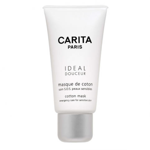 Ideal Douceur Masque de Coton - CARITA. Perfumes Paris