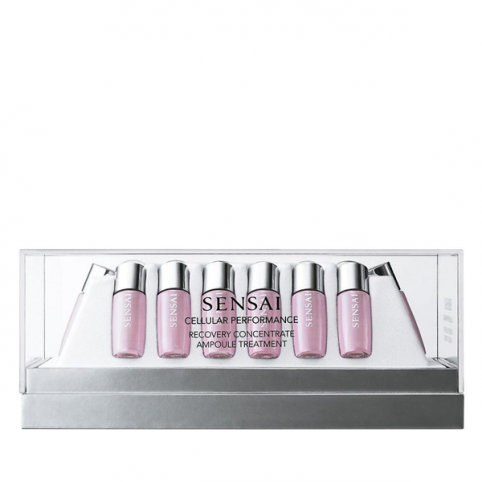 Cura intensiva 2ml x 14 Recovery Concentrate Amopoule Traitment - KANEBO. Perfumes Paris
