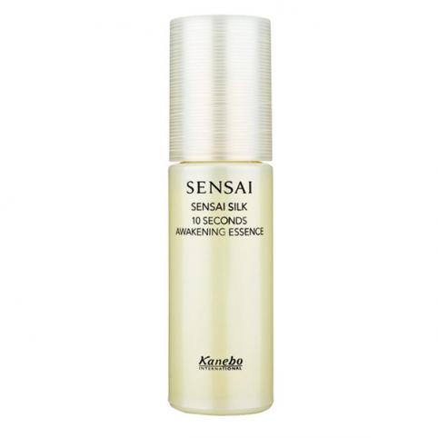 Tratamiento facial Sensai Silk 10 Seconds Awakening Essence 40ml - KANEBO. Perfumes Paris