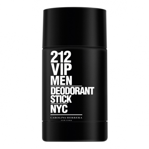 212 Vip Men Desodorante 75g - CAROLINA HERRERA. Perfumes Paris