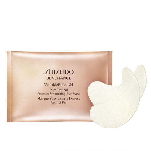 Shiseido Benefiance Anti-Rides 24h Eye Mask 12uni - SHISEIDO. Perfumes Paris