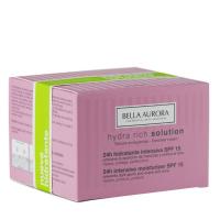 Crema Hydra Rich Solution 24h hidratante intensiva SPF 15 - BELLA AURORA. Comprar al Mejor Precio y leer opiniones