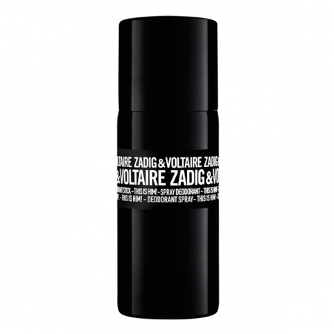 Zadig & voltaire this is him! deodorant stick 75ml - ZADIG & VOLTAIRE. Perfumes Paris